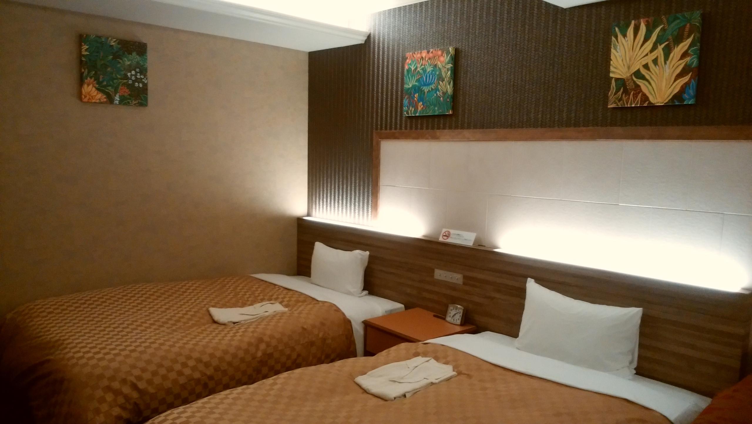 広島グランドインテリジェントホテル室内