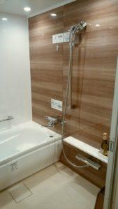 広島グランドインテリジェントホテル浴室